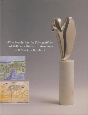 Eine Revolution des Formgefühls, Cover